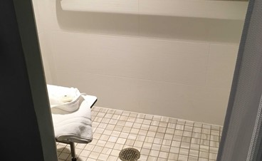 Mobility Accessible with Shower Room